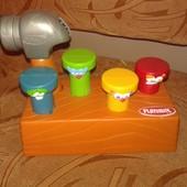 Классная брендовая игрушка стучалка от Playscool