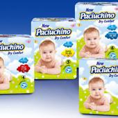 Итальянские подгузники Paciuchino Baby