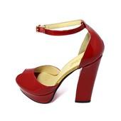 Босоножки женские Crisma HD274 красные