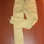 модные джинсы Pull and Bear размер 26