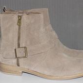 Кожаные стильные женские ботинки Catwalk 41 р - Новые