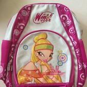 Крутой рюкзак оригинал Winx Club