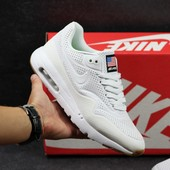Кроссовки Nike Air Max 1 Ultra Moire white 44р