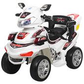 Детский квадроцикл на пульте управления M 0633ebr-1,бесшумный ход - колеса eva,ассортимент