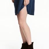 Замшевые женские ботинки H&M премиум качество 39 размер в наличии