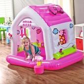 "Надувной детский центр ""Hello Kitty"" Intex 48631NP"