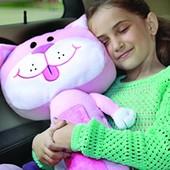Автомобільна подушка-іграшка SeatPets