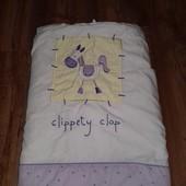Синтепоновое одеяло в детскую кроватку