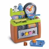 Little Tikes Развивающая кухня для малышей со звуком и аксессуарами сортер lil' cooks kitchen
