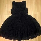 Шикарное платье на 8 лет