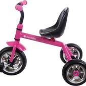 Велосипед триколісний Sun Baby (колір - рожевий)