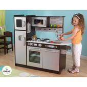 Дитяча кухня KidKraft Uptown espresso kitchen (53260)