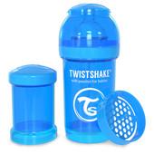 Бутылочка антиколиковая 180 мл. Twistshake 78002 Швеция голубой 12124847