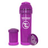 Бутылочка антиколиковая 330 мл. Twistshake 78017 Швеция фиолетовый 12124862