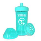 Детская чашка-непроливайка 360 мл. Twistshake 78075 Швеция бирюзовый 12124908
