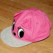 H&M (52-54 объем) хлопковая кепка для девочки