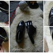 Кожаные туфли Barker Англия, р-р 43