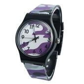 27 Детские наручные часы - цвет фиолетовый
