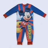 Флисовый человечек на 3-4 года Микки Маус от Disney, б/у. Хорошее состояние, без пятен. Длина 87 см,