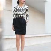 сток Большой выбор юбок разных размеров и фасонов юбка тюльпан с карманами