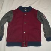 клубная куртка американка бомбер  MCo Kids 3-4г. 104 см