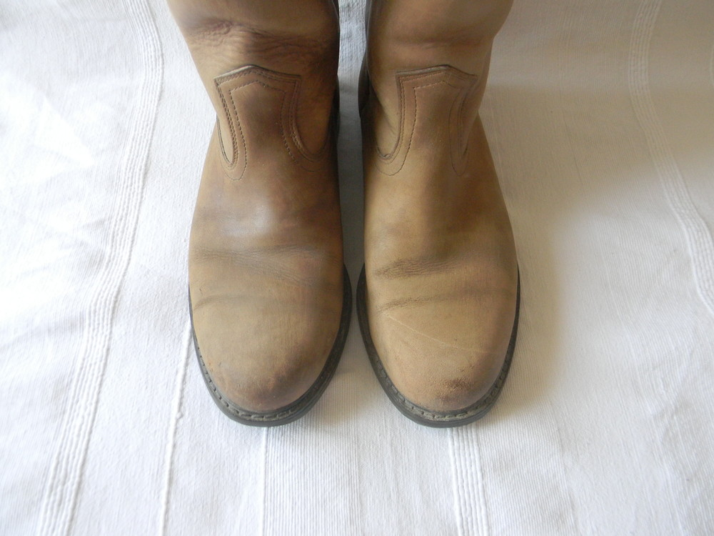 Кожаные сапоги hobo р.40 дл.ст 25,7см фото №3