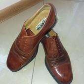 туфли оксфорды мужские 42р италия