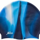 Шапочка для плавания Joss,унисекс,100% силикон