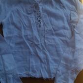 Льняная блузочка Mexx