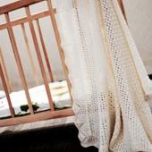 Детская кроватка из ольхи от одного года эконом вариант
