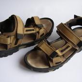 Кожаные сандали Crane, р.43 – 28см.