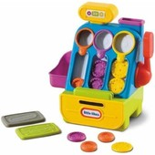 Little Tikes Кассовый аппарат касса count 'n play cash register playset 623486