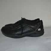 кожаные туфли Clarks, р. 39