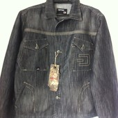 Стильная джинсовая куртка Differ  size 32 (р.52)