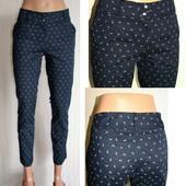 Стильные укороченные брюки женские.