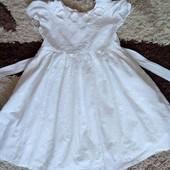 платье для девочки 4-5 лет Y.D.