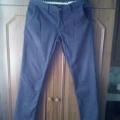 Котоновые брюки джинсы