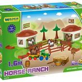 Игровой набор Kid Cars 3D ранчо Wader 53410