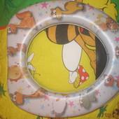 мягкая накладка на унитаз для деток.Турция