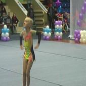 Купальник для художественной гимнастики на 5-8 лет