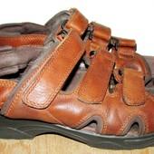 кожаные сандалии 26 см