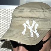 Стильная фирменная кепка бренд Genuine 56-58