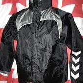 Спортивная фирменная курточка ветровка Hummel (Хаммель) xs-s