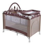 Манеж-кровать Bertoni Penny 2 Layers Plus