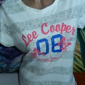 Брендовая футболка,р-р 16,на наш 50-52,идеальное состояние