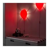 Прекрасный детский светильник красный, Дромминге от Икеа Лучший подарок ikea в наличии!