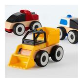 Увлекательные машинки Лиллабу Икеа Развивающие игрушки в наличии!