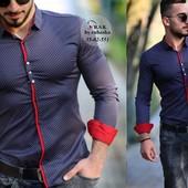 Новиночки!!! Классная рубашка, размеры 42- 50