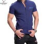 Новиночки!!! Мужская рубашка! Турция  , размеры 42-50