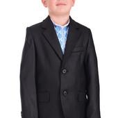 Пиджак школьный в наличии 134 р